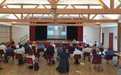 1ère Assemblée générale du programme LIFE rivière Dordogne